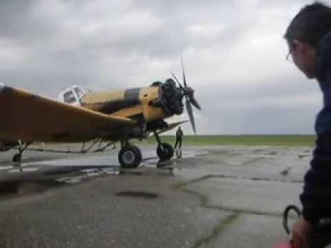 Ecka Dromader PZL M-18 Agrimonster.AVI