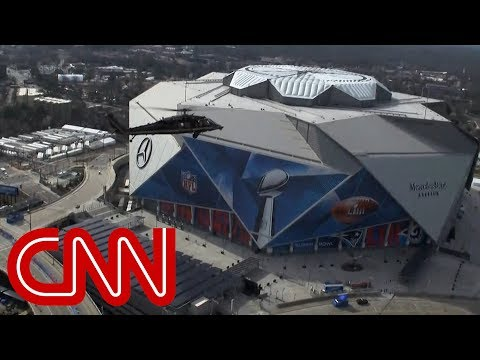 Over 50 agencies working to secure Super Bowl