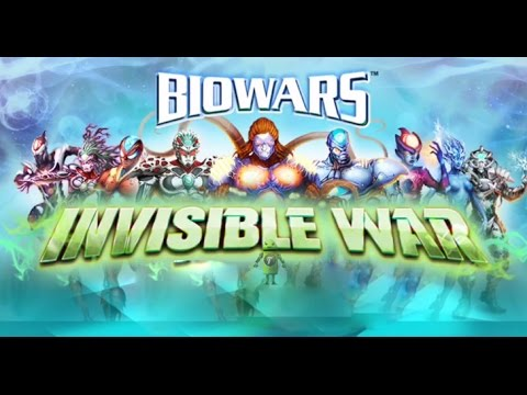 BIOWARS Invisible War [By Gabriel Creations] Android iOS Gameplay HD