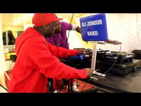 DJ JUNIOR VAKO - IYANYA KUKERE ( Bootleg ) - @ L' espace Victorieuse (31 mars 2013)