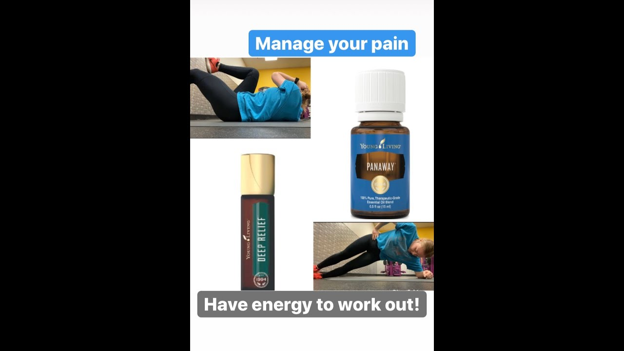 How I Cure My Sore Muscles and Joint Pain + Get Energy To Work Out! - YouTube