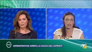Amministrative, Borgonzoni (Lega Nord): Salvini leader naturale del centrodestra