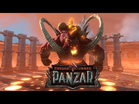 видео: panzar - трейлер