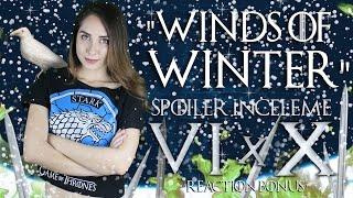 Game of Thrones 6x10 İnceleme- Eng Subtitles- Reac