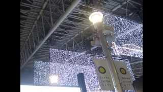 Xmas Lights/illuminations At Toki No Hiroba Plaza,osaka Station City,umeda 15th Of Nov,2013  3944