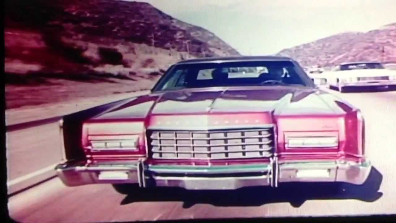 lincoln continental 1973 commercial youtube. Black Bedroom Furniture Sets. Home Design Ideas
