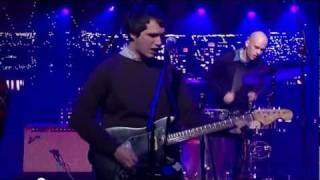 The Soft Pack - Answer to Yourself (Live on Letterman)