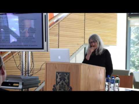 Irish media and mental health coverage panel presentations