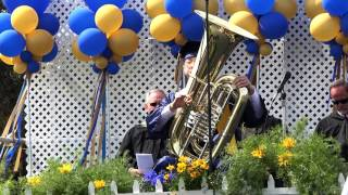 2015-05-30 TKA Graduation - Johnathan Orr - Tuba