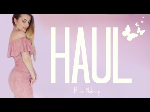 HAUL ! Parlons sport, Beauté, Make-up ...