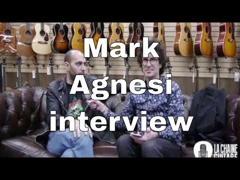 Interview Mark Agnesi - Norman's Rare Guitars