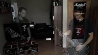 Motorjesus - Motor Discipline (Guitarcover by Daniel F.)