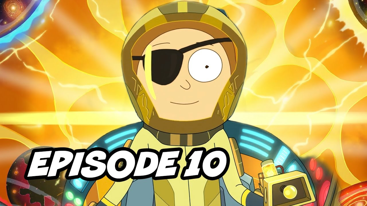 Download Rick and Morty Season 5 Episode 10 Finale Evil Morty TOP 10 Breakdown, Easter Eggs, Ending Explained