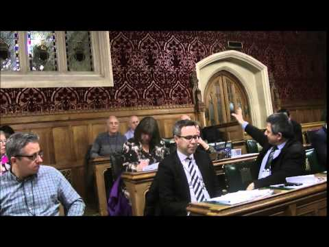 CEFTUS Westminster Debate 'The Cyprus Dispute: Economic Crisis and Hydrocarbons' 5
