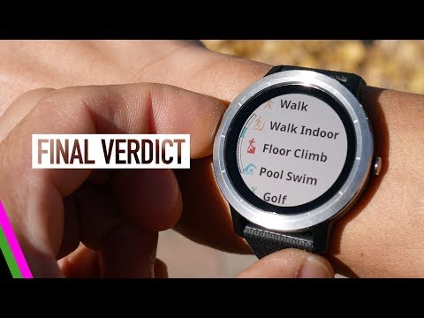 VivoActive 3 REVIEW - FINAL VERDICT after 30 days of use (EP4)