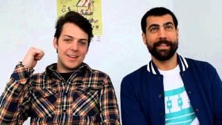 Uncut: Entrevista a Xavi Daura y Esteban Navarro (Venga Monjas)