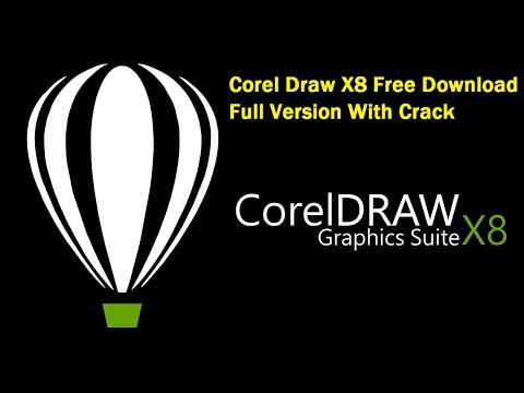 Corel Draw X8 Free Download Full Version With Crack - 2018