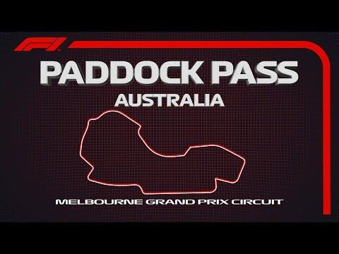F1 Paddock Pass: Post-Race At The 2019 Australian Grand Prix
