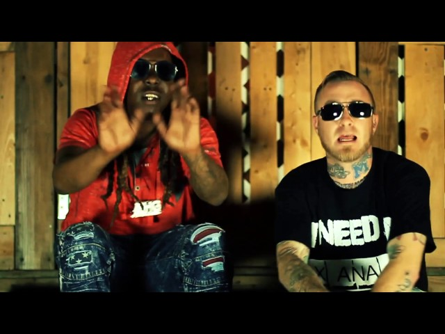 LIl Wyte and Los Ghost  (I'm On Drugs)