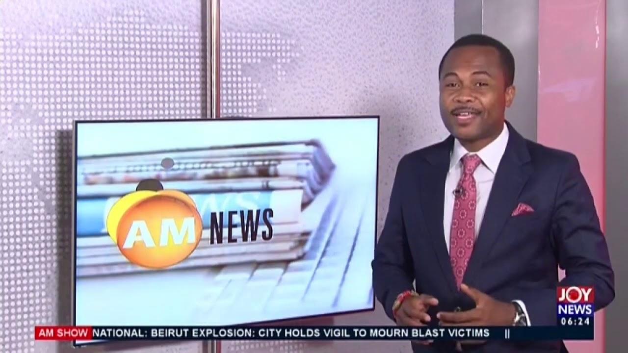 AM Show on Joy News (12-8-20)