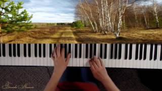 """Таривердиев. Музыка из кинофильма """"17 мгновений весны"""". Пианино."""