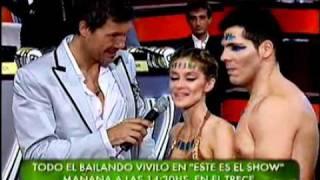 Polino y Moria vs Alfano Showmatch