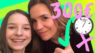 300 EUROS CHALLENGES / Lévanah&Family