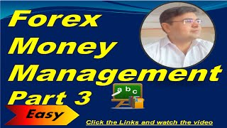 How to use  Money Management in Forex Part 3, Forex Trading Training / Course in Urdu / Hindi