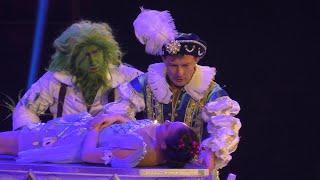 Alina Zagitova 21 01 05 1800 Sleeping Beauty Ice Musical