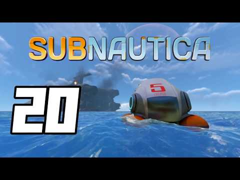 "SUBNAUTICA - The Return - 20 - ""A Wreck With Arms"""