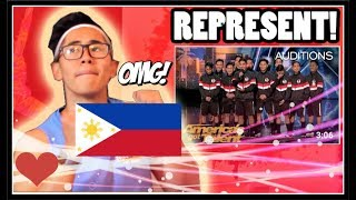 JUNIOR NEW SYSTEM ROUND 2! AGT 2018 FILIPINO REACTS!