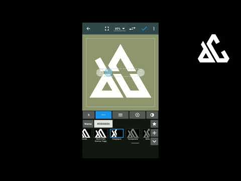Cara membuat logo di picsart Hello guys, In this tutorial I gonna to show you, how to make Logo for .