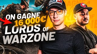TOURNOI LORDS OF WARZONE AVEC ZYLEWR, LOCKLEAR, XSOO !!!