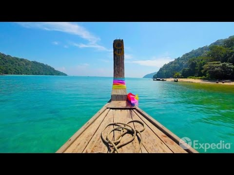 Khao Lak Video Travel Guide   Expedia Asia