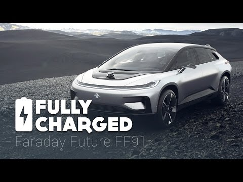Thumbnail: Faraday Future FF91 | Fully Charged