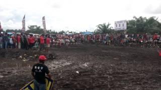 """KLX250cc Cros """"KATA MUALEM GAS POOL"""" Alue Ie Puteh, Baktiya, Aceh Utara"""