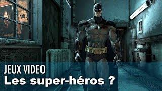 Quel avenir pour les super-héros dans les jeux vidéo ?  - JT Geek #14
