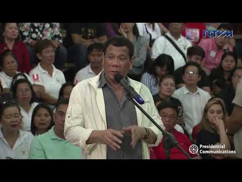 Birthday Celebration of Masbate Governor Antonio T. Kho (Speech) 1/9/2019