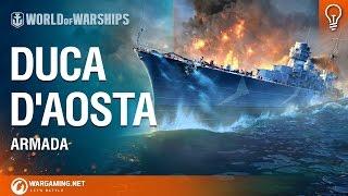 World of Warships - Armada: Duca D'Aosta