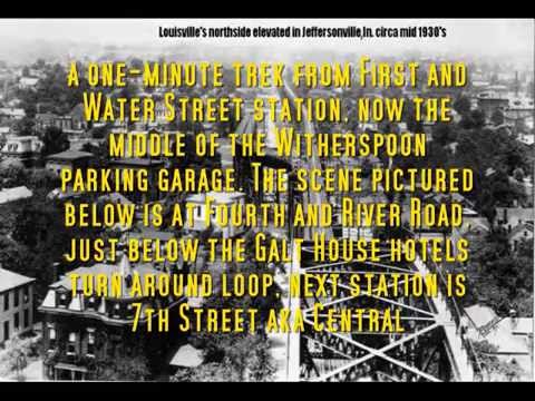 Louisville's Incredible Elevated Trains - PT.1 History Uncovered