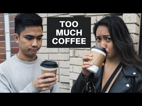 I DRANK TOO MUCH COFFEE (weekend vlog in san francisco)