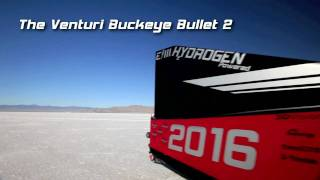 Ohio State Buckeye Bullet 2 tops 300 mph