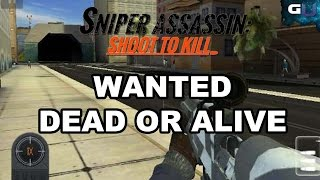 Sniper 3D Assassin - Wanted Dead or Alive | Tips and Strategies