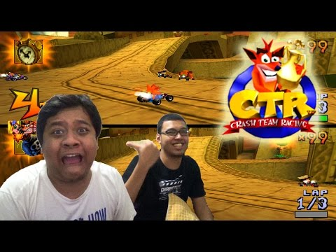 Get Game Jadul NGAKAK ABIS! - Crash Team Racing! (CTR!) Images