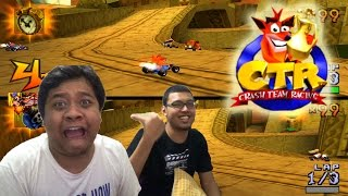 Game Jadul NGAKAK ABIS! - Crash Team Racing! (CTR!)