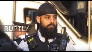 UK: Local residents describe Finsbury Park Mosque attack as \'terror\' incident