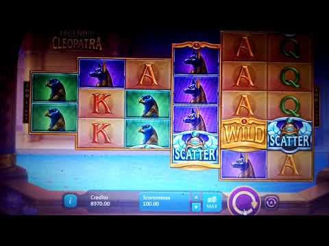 Slot Legend Of Cleopatra Perdere 7000 Euro