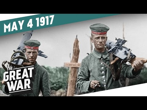The Battle of Arleux - Robert Nivelle Gets Fired I THE GREAT WAR Week 145