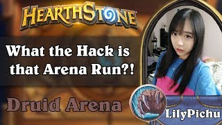Hearthstone Arena - What the Hack is that Arena Run?!!
