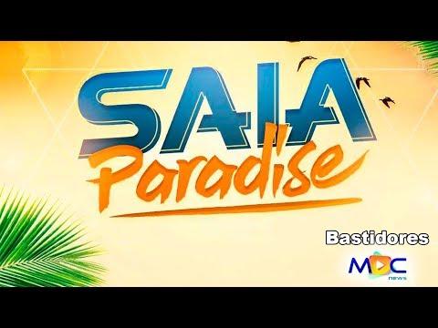 Bastidores DVD Saia Paradise 2017